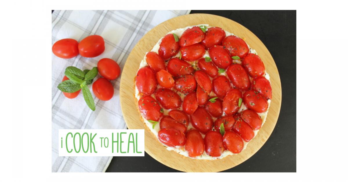 Υγιεινή συνταγή από το I COOK TO HEAL