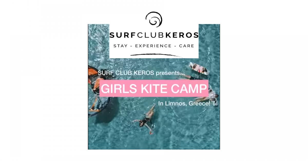 Surf Club Keros - Girls Surf Camp -  Hurry up! Time flies!